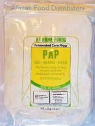 At Home Kyfa Ogi Frozen Pap -Yellow 20  /  32oz