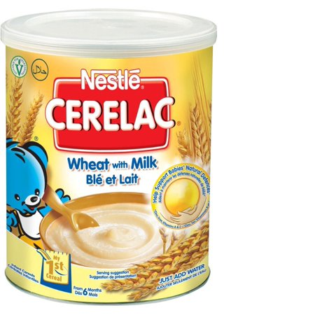 Cerelac Mixed Fruit & Wheat 12  /  1kgUK
