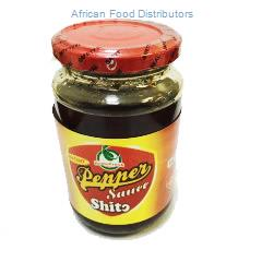 Homefresh Shito Pepper Suace 24  /  480g.