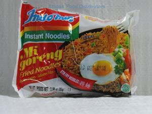 Indomie Mi Goreng  /  Fried Noddles 30