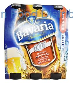 Bavaria Original Malt 11.2 oz  /  24