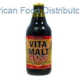 Vita Malt Plus 24  /  11.2oz- Case