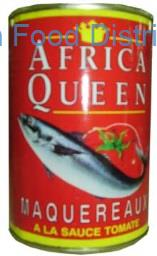 African Queen  Mackerel 24  /  15oz