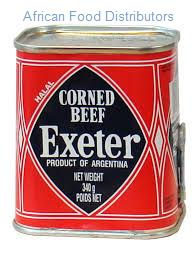 Exeter Corned Beef 24  /  12oz   /  Pal