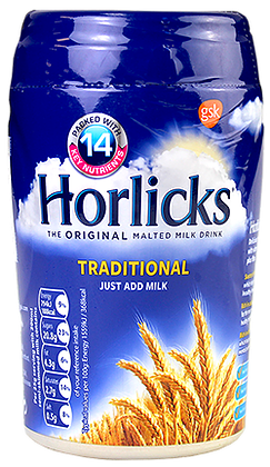 Horlicks Drink 12  /  800g  /   Glass Med
