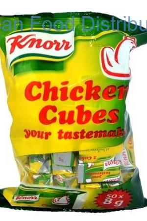 Knorr Chicken Cubes 16  /  8g  Case