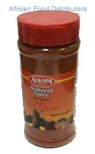 Adom Hot Pepper 12  /  8 oz.
