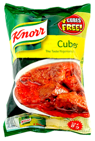 Knorr Maggi Cubes 16  /  8g  Case
