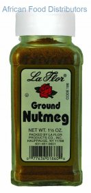 La Flor Ground Nutmeg 12  /  2oz