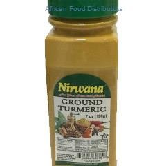 Nirwana Ground Turmeric   12  /  7 oz.