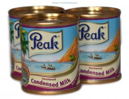 Peak Condensed Milk 120  /  78g