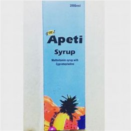 GML-Super Apeti Syrup 24  /  200ml 1 box