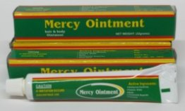 Mercy  Cream   /   Ointment  Tube 10By32g