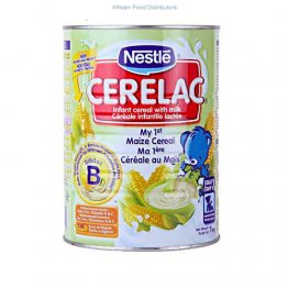 Cerelac Maize With Milk 6  /  1kg or 900g