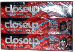 Close Up Tooth Paste  - 6  /  160g
