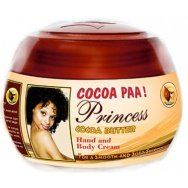 Princess Cocoa Paa cream jar 4  /  460ml