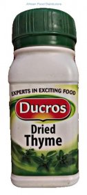 Ducros Dried Thyme 24  /  12pack
