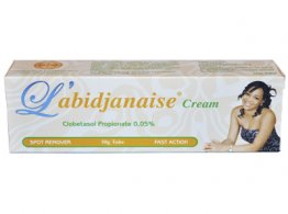 Labidjanaise  Cream Tube Carrot 50g  /  10pk