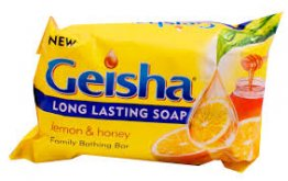Geisha  Soap 36pc  /  Lemon