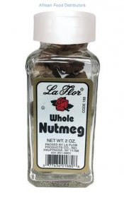 La Flor Whole Nutmeg 12  /  2oz
