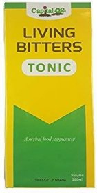 Living Bitters Tonic - 24x200ml