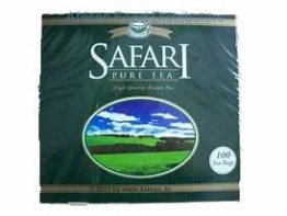 Ketepa Safari Pure Tea 10  /  100bags