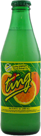 Ting Grapefruit Soda 24  /  10oz